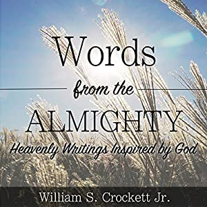 Words from the Almighty Audiobook
