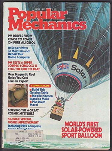 (POPULAR MECHANICS Solar-Power Balloon Scirocco vs super coupes ++ 4)