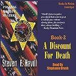 A Discount for Death | Steven F. Havill