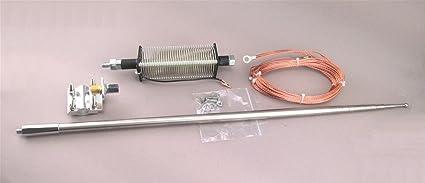 Amazon com: MFJ-2286 7-55MHz Portable Vertical Antenna