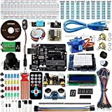 #2: Smraza for Arduino UNO Starter Kit with Tutorials compatible with Arduino UNO R3, Mega2560 and NANO (26 Projects)