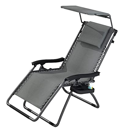 Amazon.com: Silla plegable para cama, terraza, playa ...