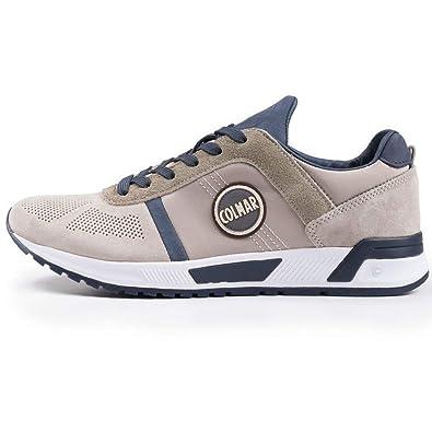 3a9c78de3fd9 Gray Et Homme Pour Sacs Gris Baskets Colmar Chaussures YqafIH