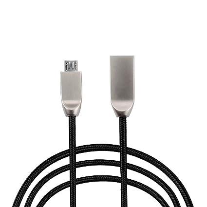 Amazon.com: 1 m cuerda de cáñamo cable micro USB, Ama (TM ...