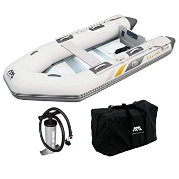 Aqua Marina Bt 06330al Deluxe Inflatable Speed Boat 11 With