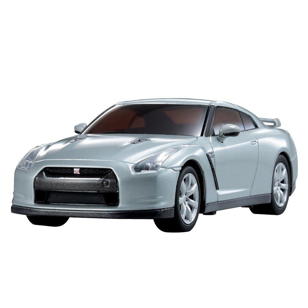 dNaNo Nissan GT-R Micro RC Car by Kyosho [並行輸入品] B01N3S3K9U
