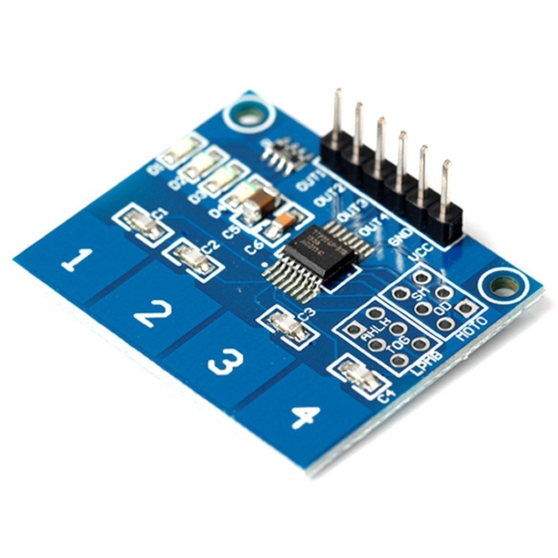 3 Way Switch Arduino