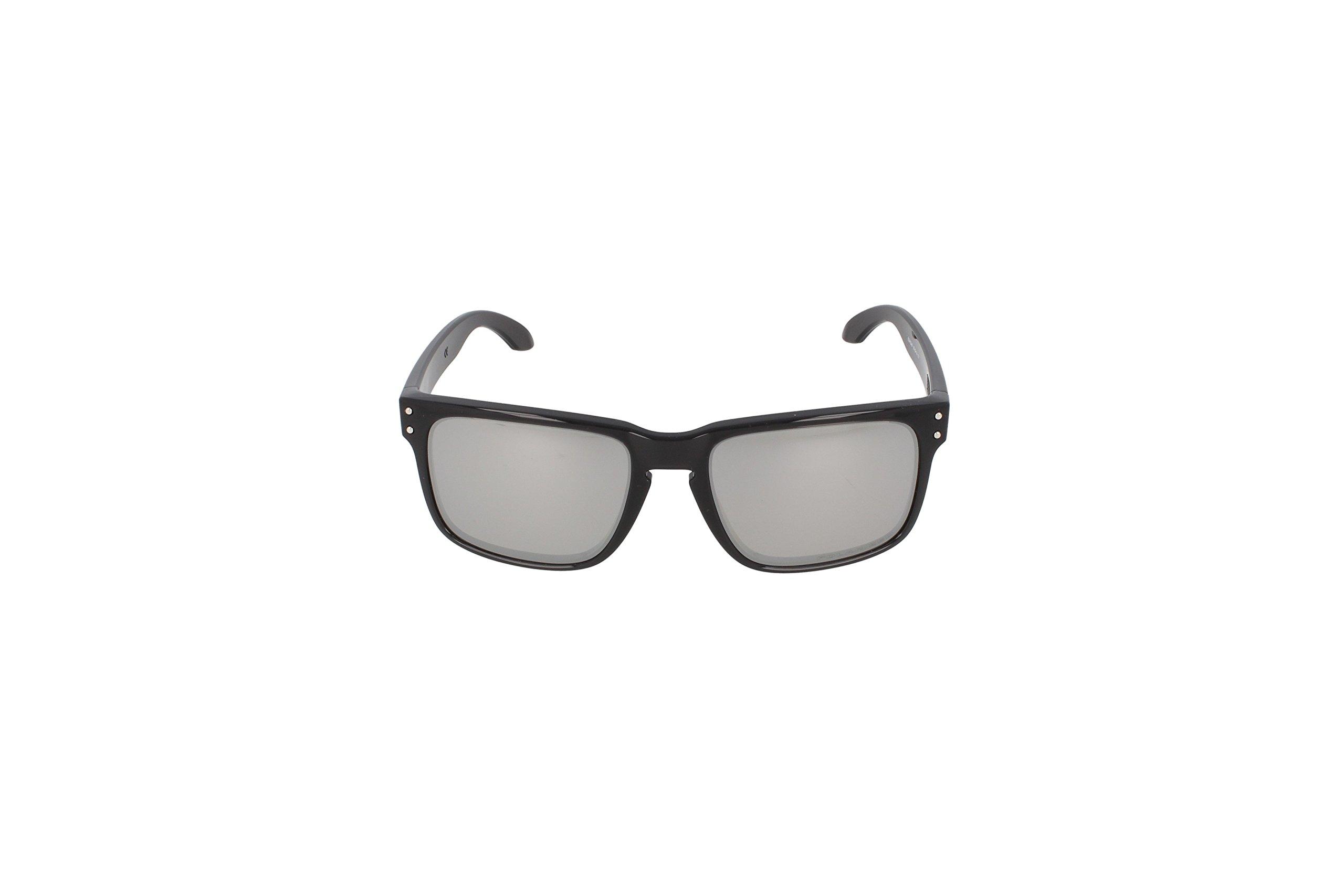 c7e1b33be5 Galleon - Oakley Sunglasses Holbrook Black Ink Collection Chrome Iridium  Polarized OO9102-68