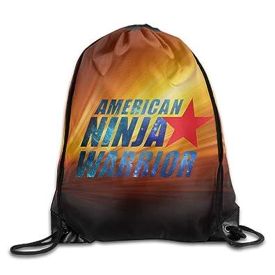rtuuruyuy Creative Design American Ninja Warrior Logo Cordón ...