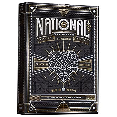 National Playing Cards: Sports & Outdoors