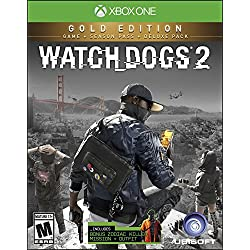 Watch Dogs 2 Gold Edition - Xbox One Digital Code