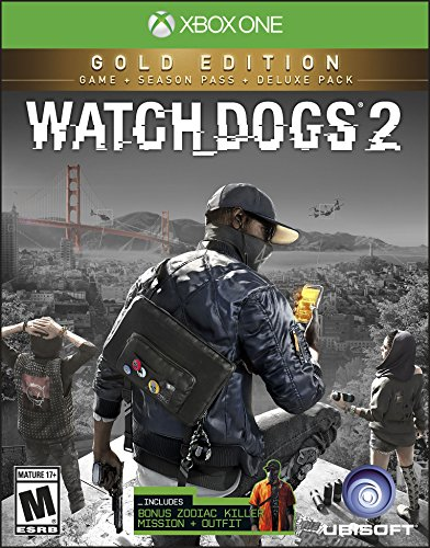 Watch Dogs Content Season subscription product image