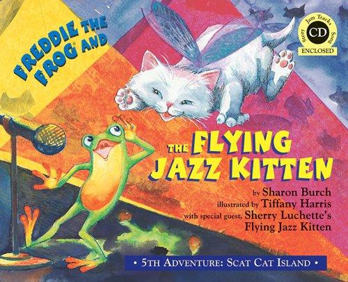 Freddie Frog Flying Jazz Kitten product image