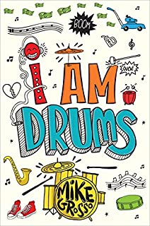Book Cover: I Am Drums
