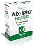 Excel 2013 Training Videos – 14.5 Hours of Excel 2013 training by Microsoft Office: Specialist, Expert and Master, and Microsoft Certified Trainer (MCT), Kirt Kershaw