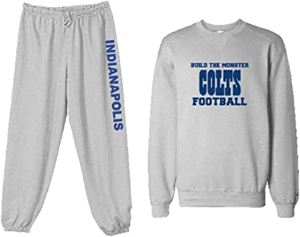 Indianapolis Colts Blue Sweatpants Large New with Tags FREE SHIPPING