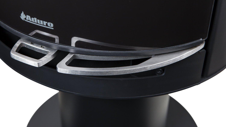 Aduro 9.5 Lux - Estufa de leña (6 kW, alta eficiencia, diseño danés y tecnología): Amazon.es: Bricolaje y herramientas