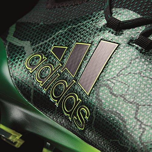 Adidas Mannen X 17,1 Fg Voetbalschoenen, 44,5 Eu Veelkleurige (negbas / Negbas / Amasol)