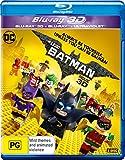 The Lego Batman Movie 3D Blu-ray | NON-USA Format | Region B Import - Australia
