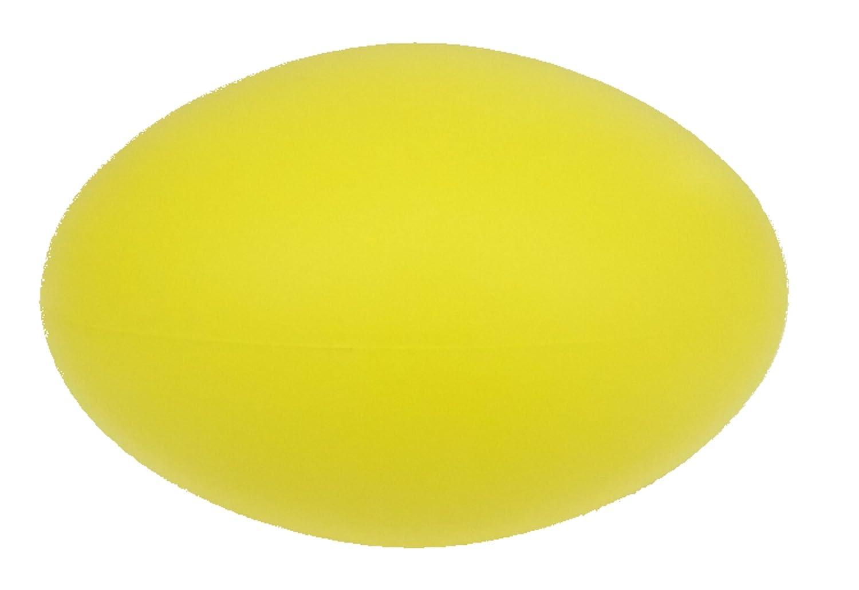 Cartasport Unisex Sponge Rugby Ball, Yellow RBSP