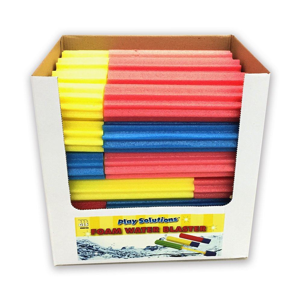 Oodles of Noodles Foam Noodle Water Blaster Mini Soaker 24 Pack - Multi-Colors by Oodles of Noodles