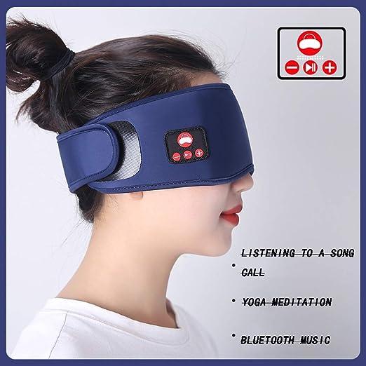 Bluetooth Máscara De Ojo, 5.0 Inteligente Manos Libres De ...