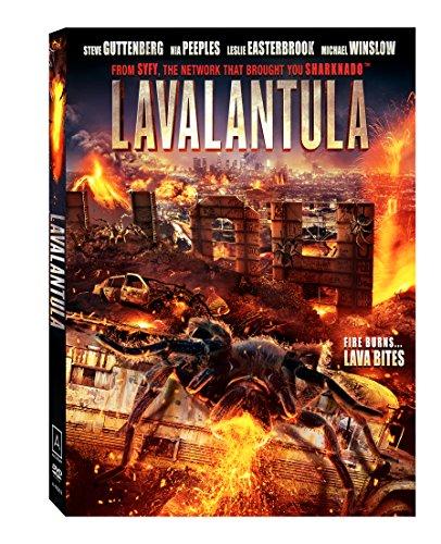 Lavalantula (The Best Body Armor Available)