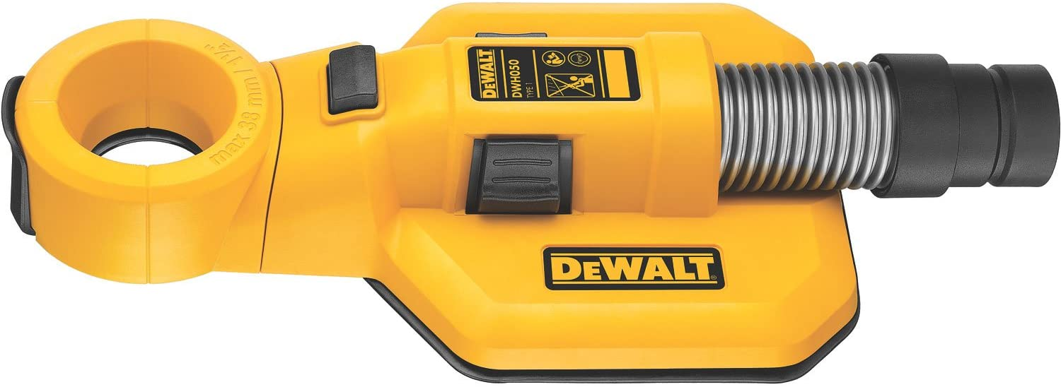 DEWALT DWH050K Large Hammer Drilling Dust Extraction System