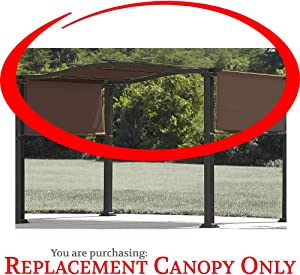 Essential Garden New Canopy Top for Kmart Curved Pergola 2014