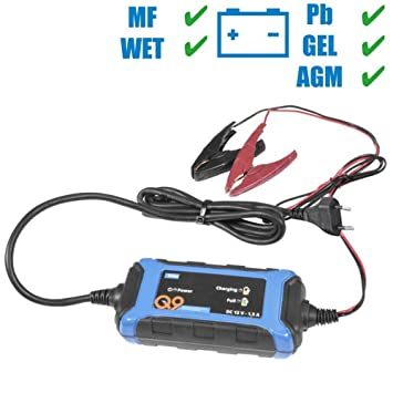 Guede Gab 12V-1,5A 85140 Automatikladegerät ...