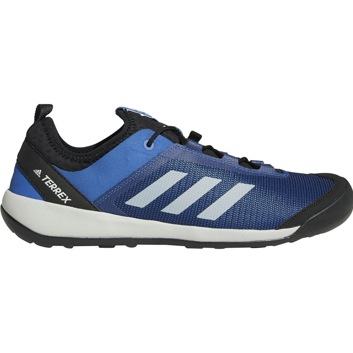 7a6a7d216a92c adidas outdoor Men's Terrex Swift Solo Blue Beauty/Grey One/Bright Blue  10.5 D US