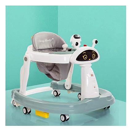 WMYJXD Andador para Bebés, Andador Multifunción para Niños ...