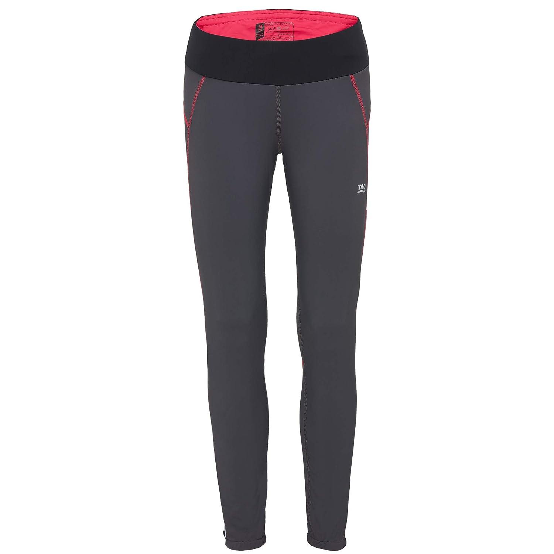 TAO Sportswear Atmungsaktive dünne Lange Damen Funktionshose Tabea