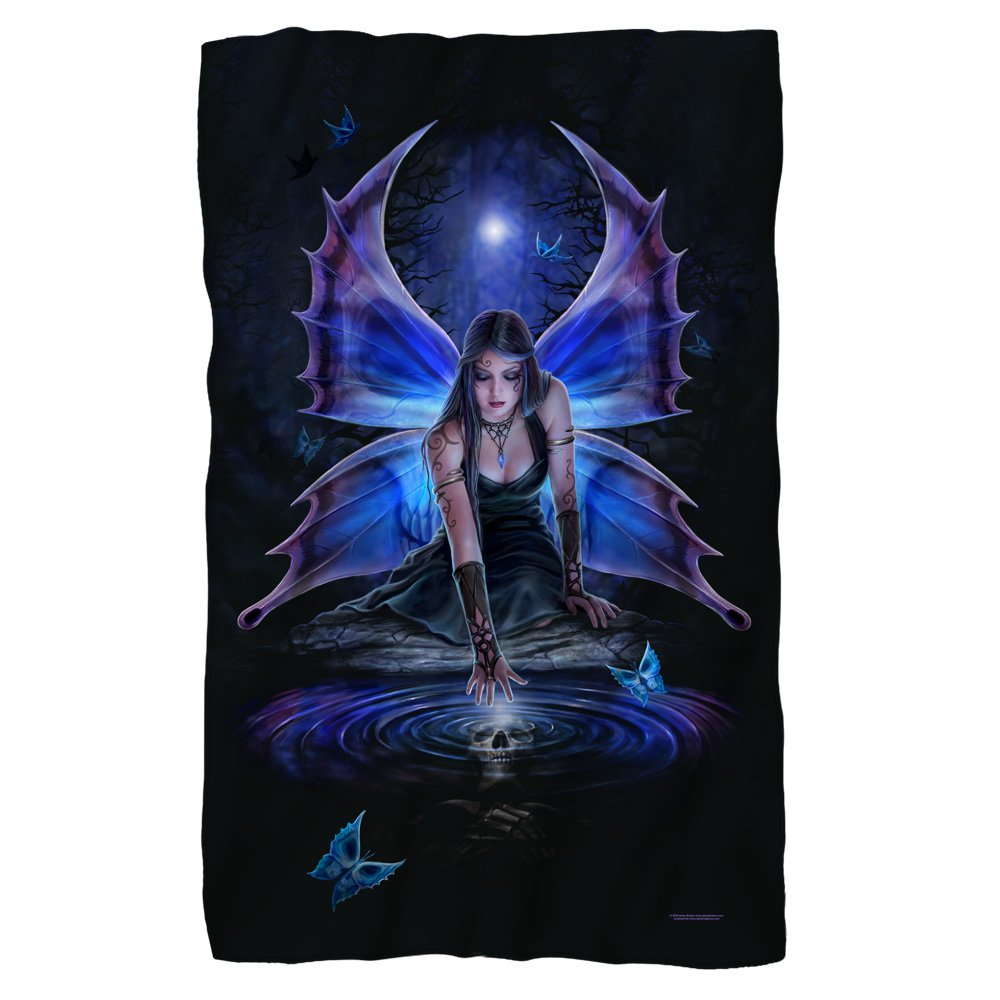 Anne Stokes Immortal Flight Fairy 36 x 58フリース毛布 B06XF71PCH