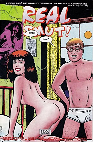 Real Smut #6, August 1993