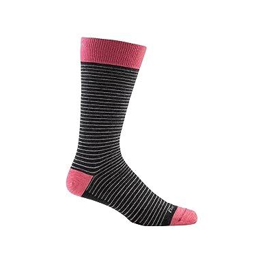 Darn Tough - Calcetines de Lana de Merino para Hombre, diseño de Rayas