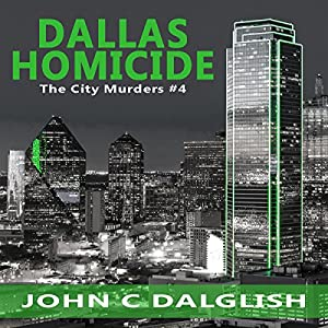 Dallas Homicide Audiobook