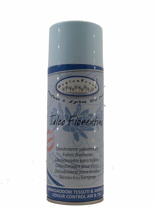 8 opinioni per Tintolav deodorante salvatessuti spray 400ml.- TALCO FIORENTINO