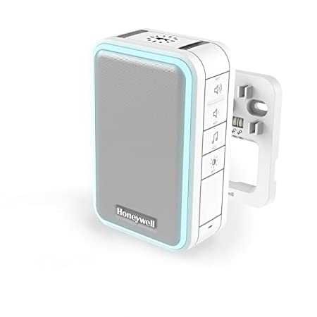 honeywell dw315 doorbell with wiring 6 melodies 80 db led white rh amazon co uk  honeywell doorbell chime wiring diagram