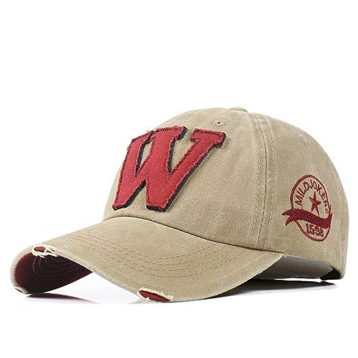 Cnoyz baseball cap Gorra de béisbol versión de Hombres Mujeres ...