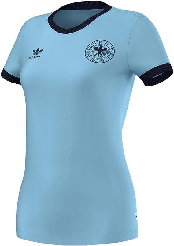 adidas Originals - Camiseta - para mujer Azul Argentina 44 ...