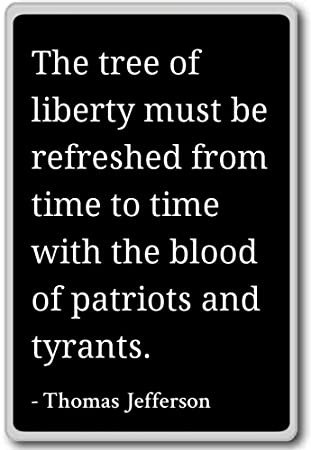 blood of tyrants quote