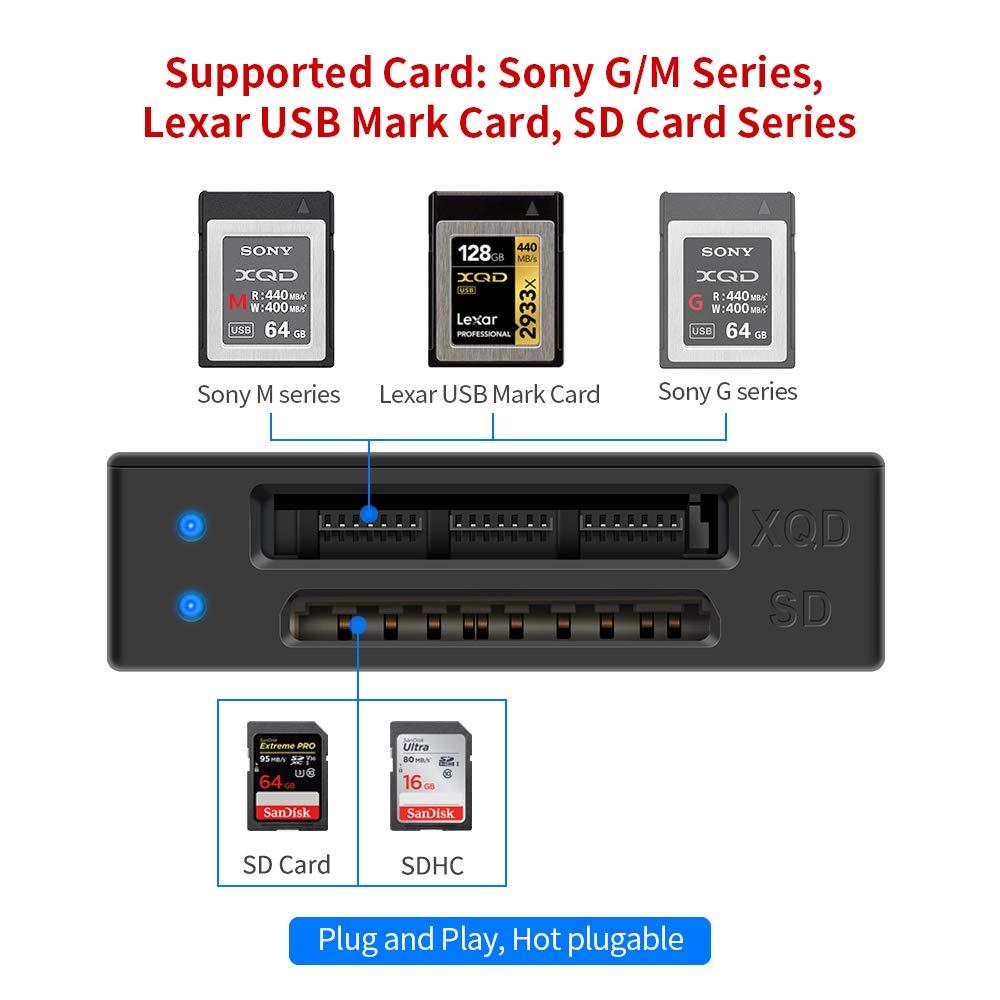 Amazon.com: Tarjeta XQD: Computers & Accessories