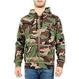 Polo Ralph Lauren Felpa Camouflage in Misto Cotone Uomo Mod. 710720844