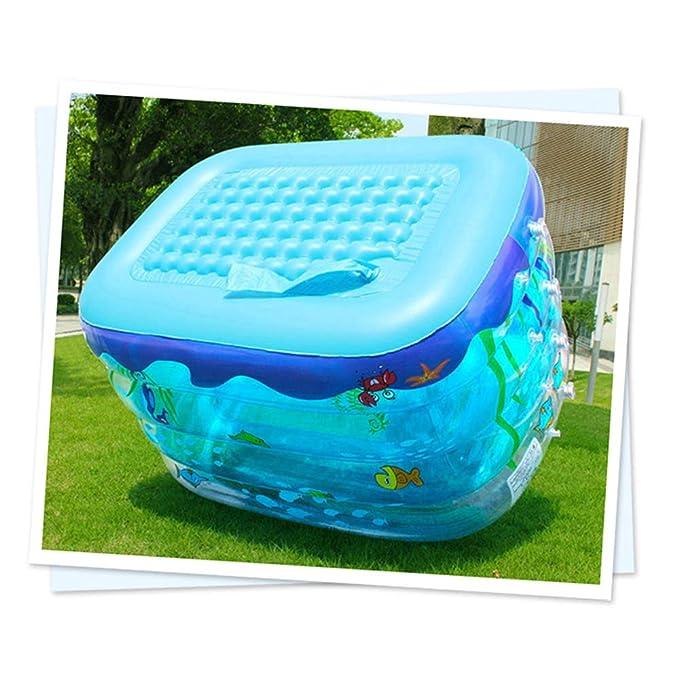 Amazon.com: ZDYG - Piscina hinchable para bebé, piscina ...
