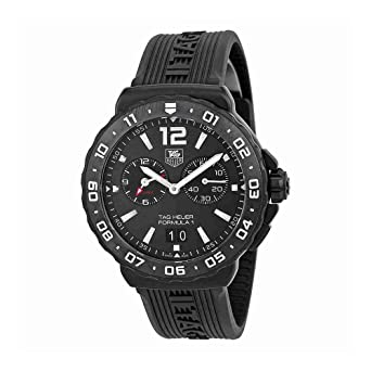 9202284388ab Image Unavailable. Image not available for. Color  Tag Heuer Formula 1  Titanium Chronograph Mens watch ...