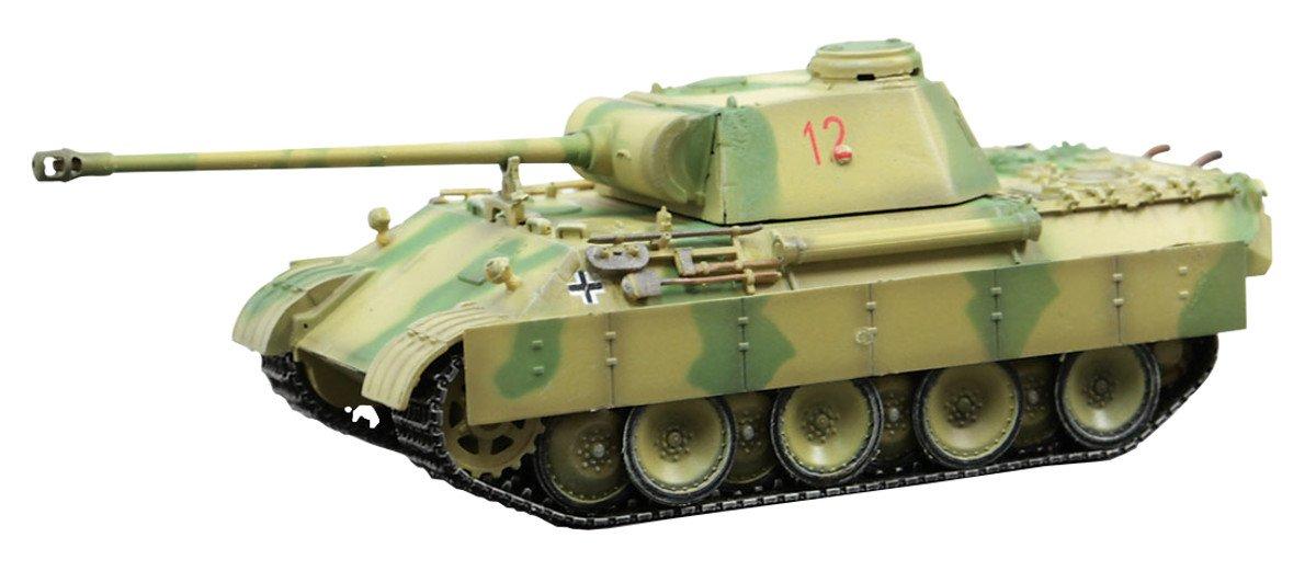 Dragon - Modellino di carro Armato Panther, Ultima Versione, Scala 1 72