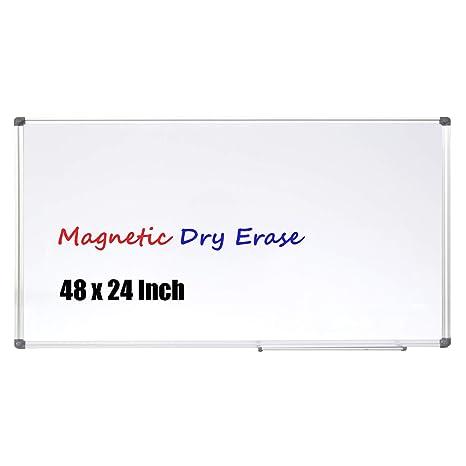Amazon.com: 4 pizarras magnéticas de borrado en seco ...