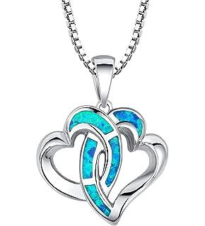 Schmuck damen  Arco Iris Schmuck Damen-Halskette Herz-mit Anhänger Sterling ...