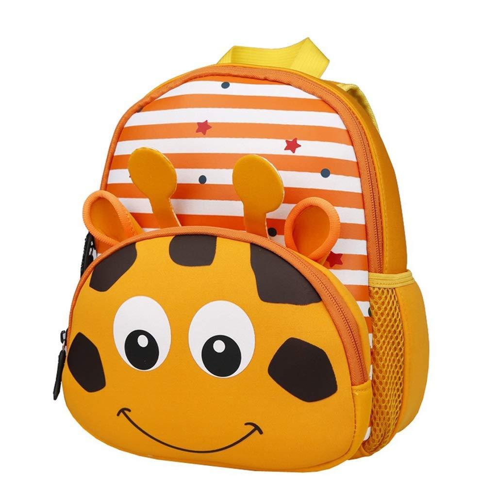 OPmeA 3D 3D 3D Cartoon Nettes Kind Junge Kinder Schultasche 1-2-3 Jahre Alte Kinder Netter Junge Mädchen Tasche (Farbe   E) B07MZXJG2V Kinderruckscke Clever und praktisch 688c4c